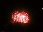 赤の花火2